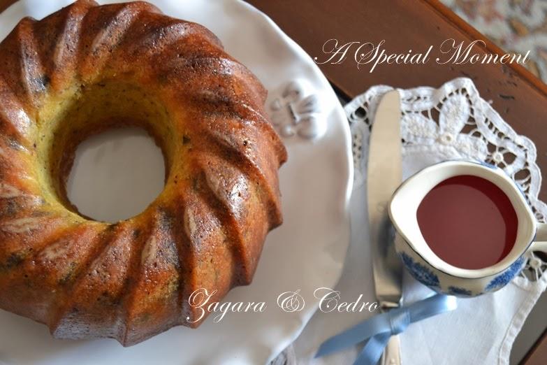 Dolci Da Credenza Bombe E Ciambelle : Poppy seed chocolate and citrus cake zagara e cedro