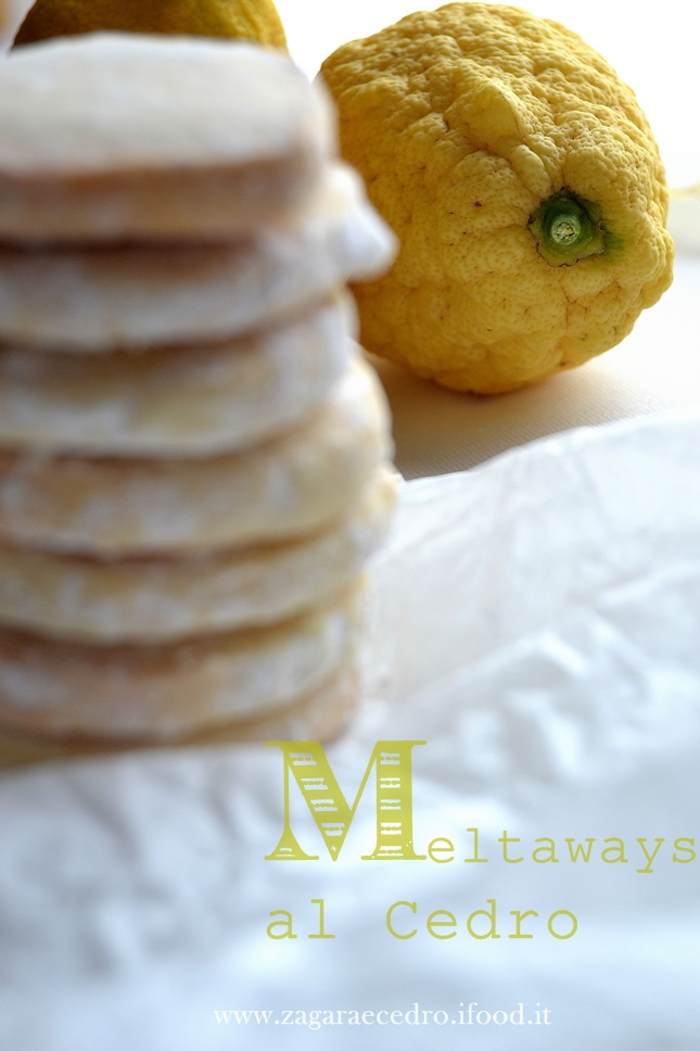 meltaways al cedro