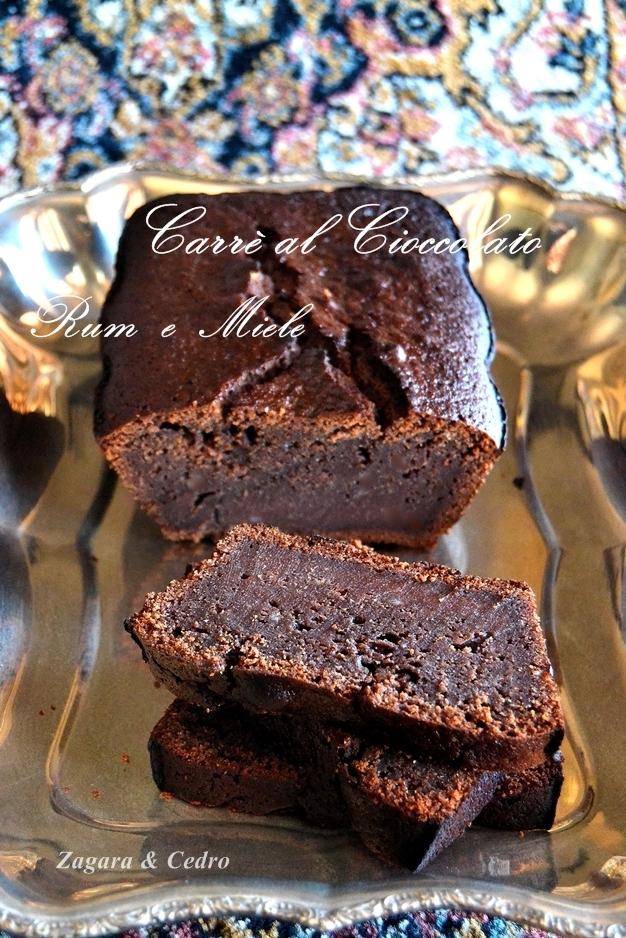 carrè al cioccolato