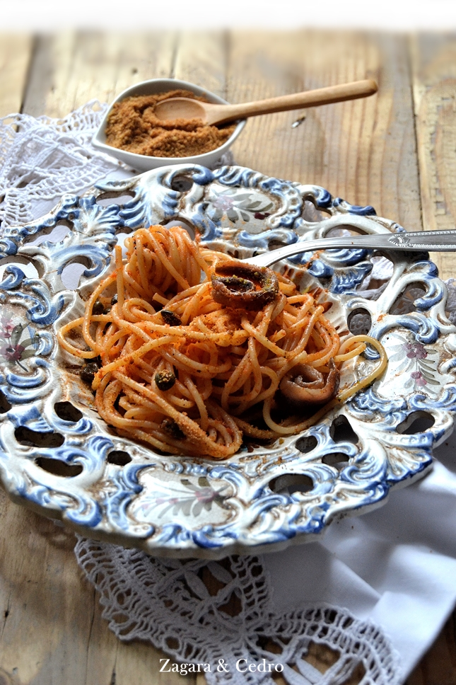 Spaghetti all'Isolana