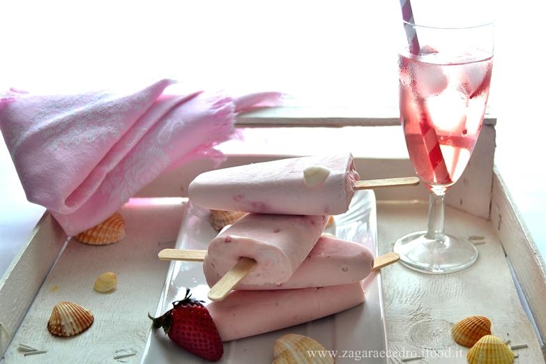 gelatini fior di fragola