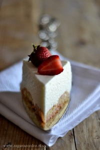 Cheesecake allo Yogurt e Savoiardi