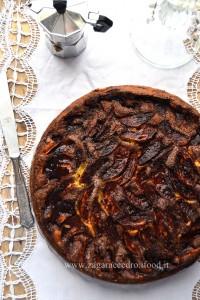 """Torta di Mele della zia """"Zina"""""""