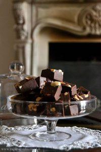 Fudge Cioccolato e nocciole