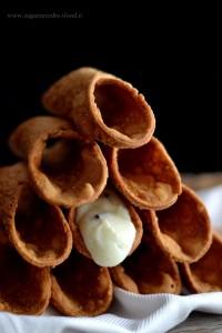 Ricotta Cheesecake con Topper di Cannoli Pennisi