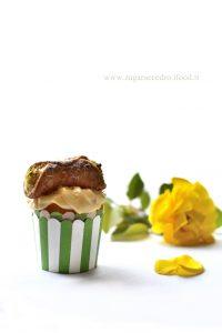 Cannoli cupcakes al limone