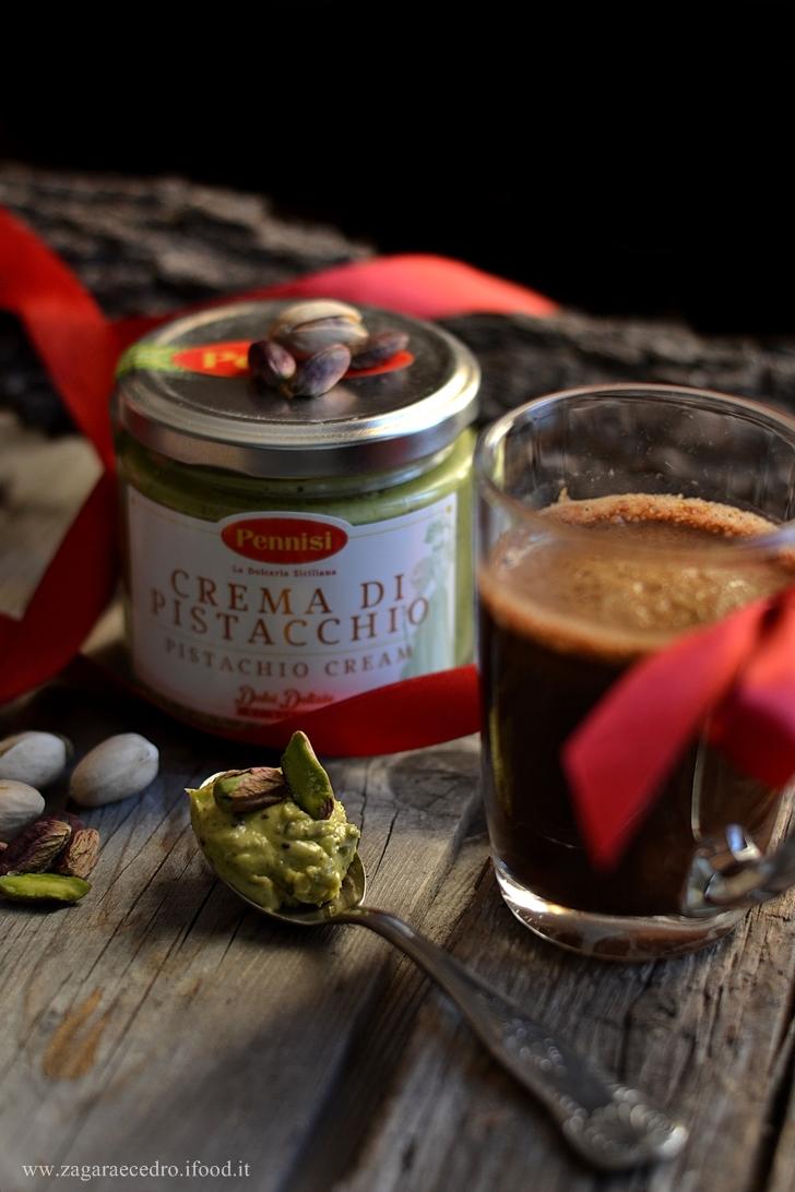 caffe al pistacchio
