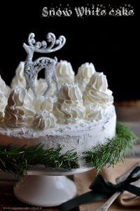 torta biancaneve