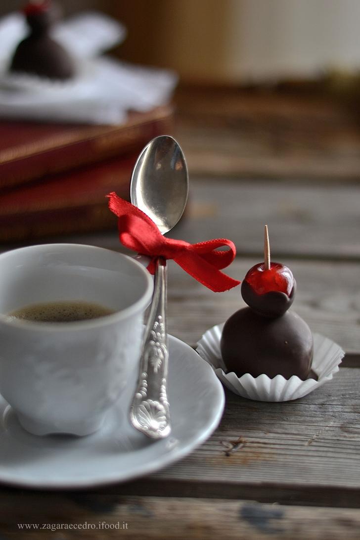 Bon bon al cioccolato