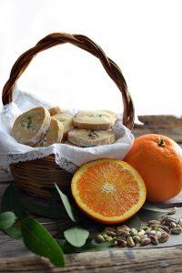 meltaways arancia e pistacchio