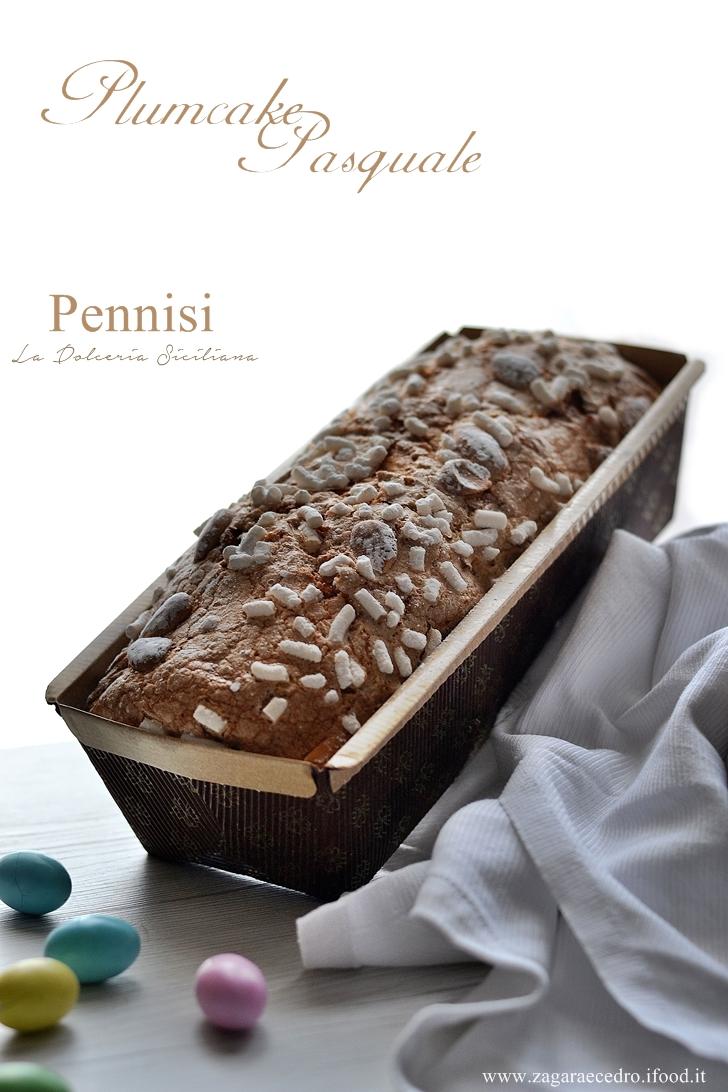 Plumcake pasquale