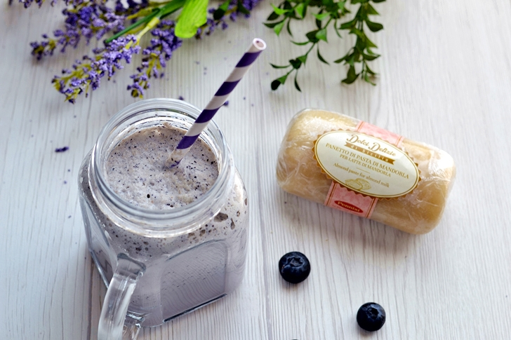 Smoothie di mirtilli