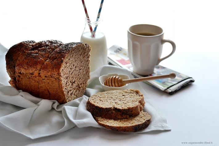 pane dolce integrale