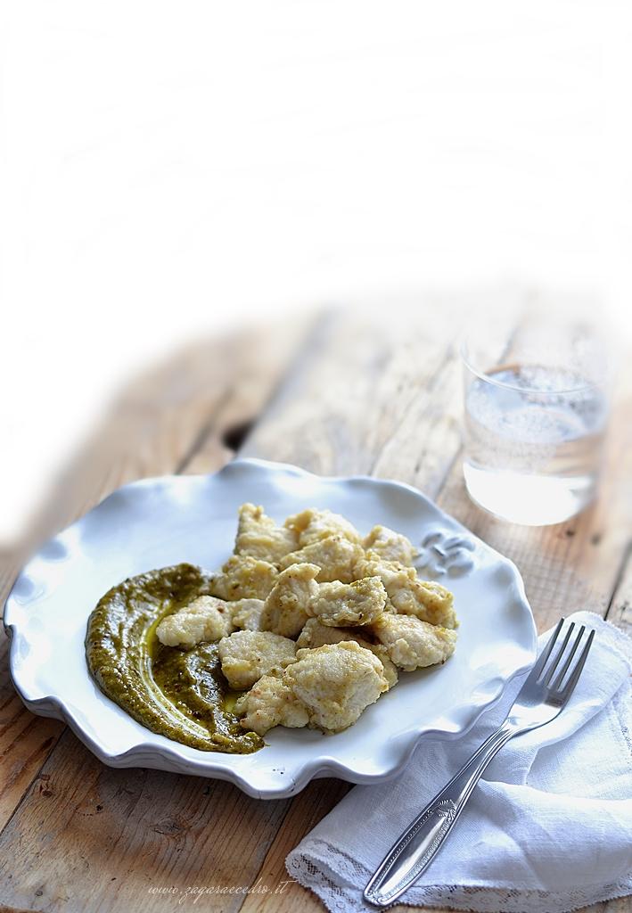 pollo saporito con pistacchio