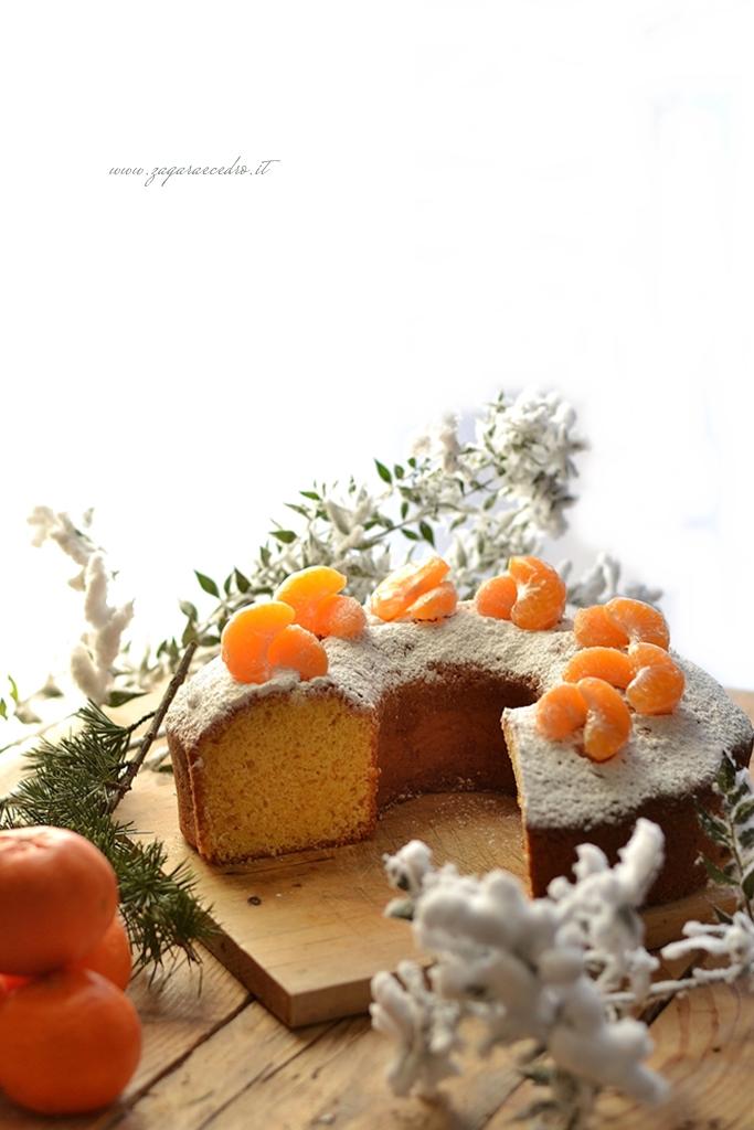 ciambella al mandarino