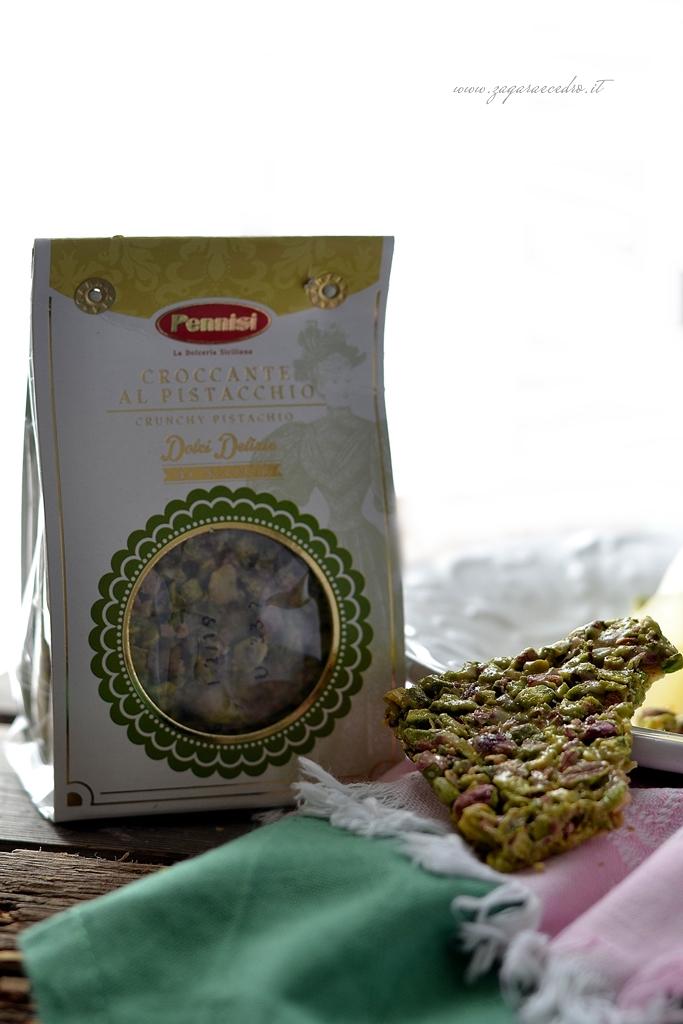 croccante al pistacchio