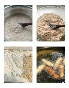 crispelle di riso