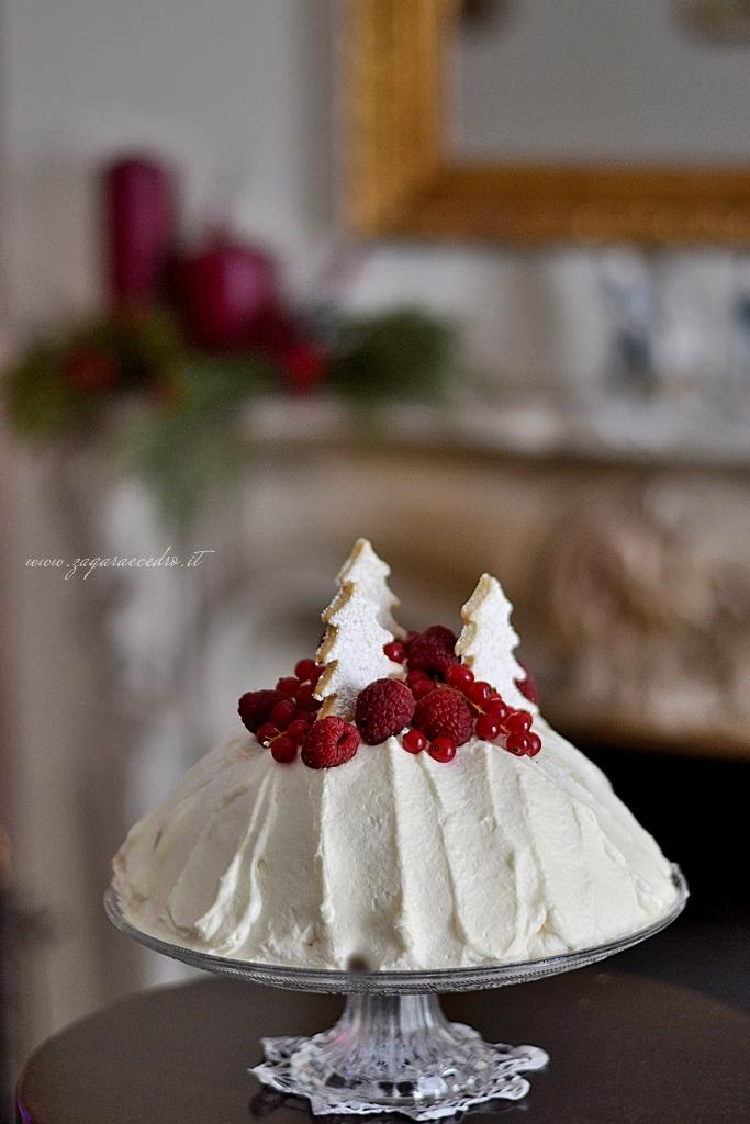 zuccotto white mountain