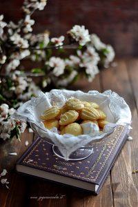 madeleines al limone