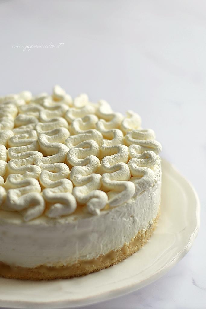 cheesecake allo yogurt e matcha